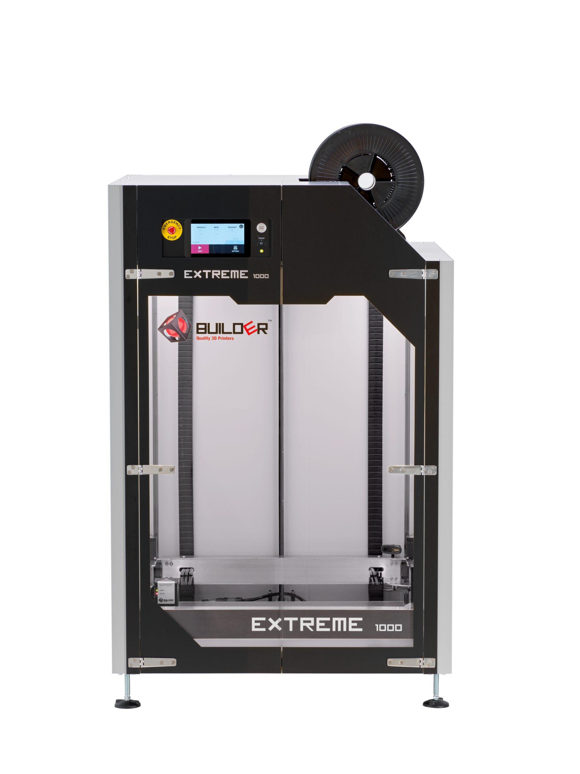 Builder Extreme 1000 Pro - 3D Tulostin